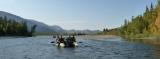 Сплавы по горным рекам. Активные туры на Ямале.